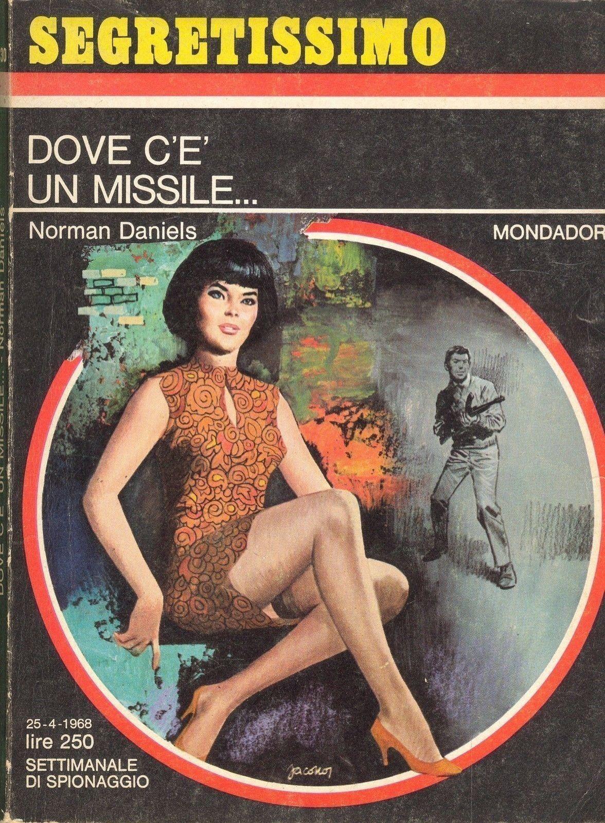 DOVE C'E' UN MISSILE.... - NORMAN DANIELS