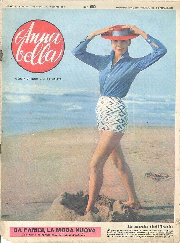 ANNABELLA N° 33 - 12 AGOSTO 1956