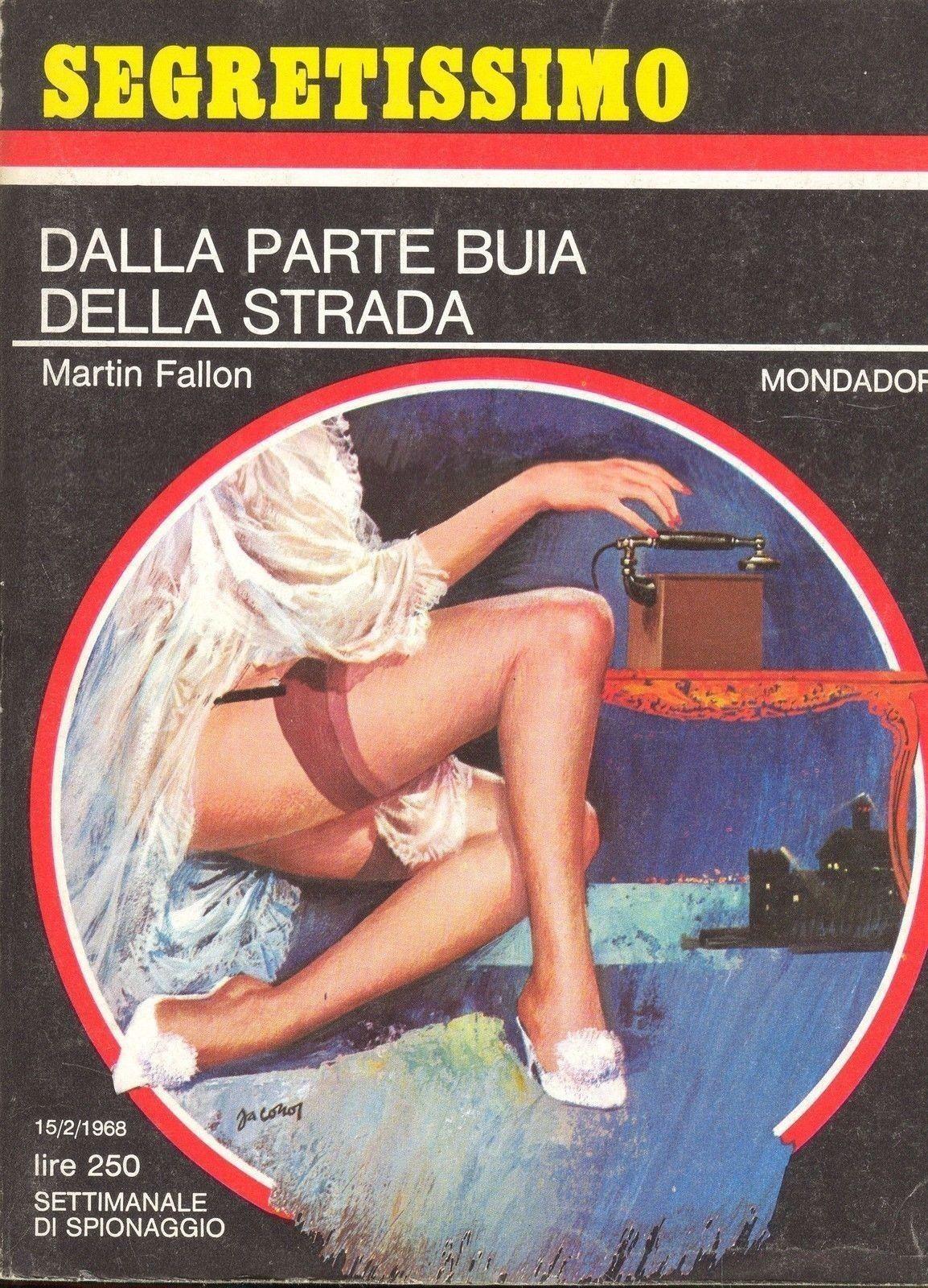 DALLA PARTE BUIA DELLA STRADA - MARTIN FALLON