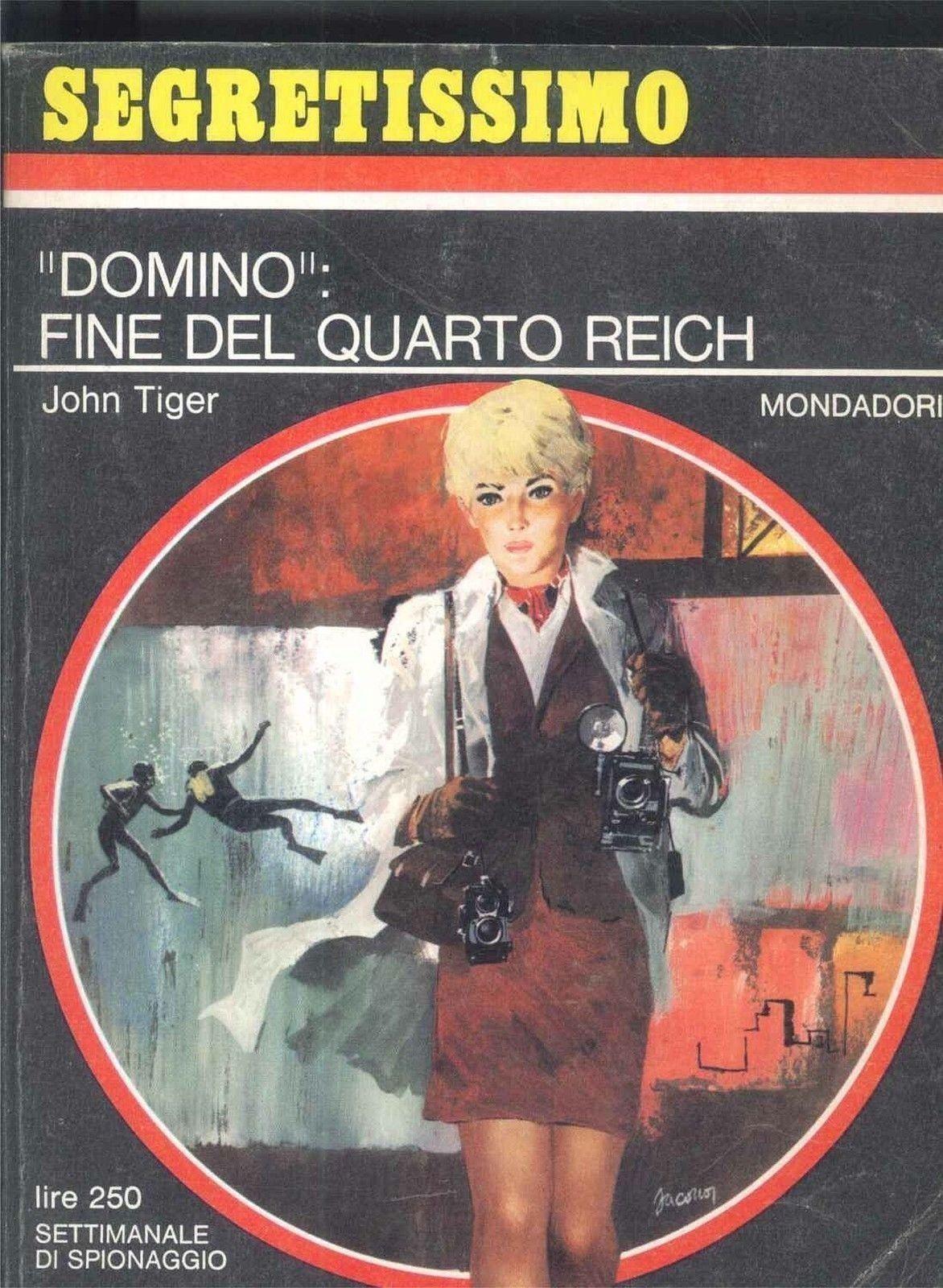 DOMINO: FINE DEL QUARTO REICH - JOHN TIGER
