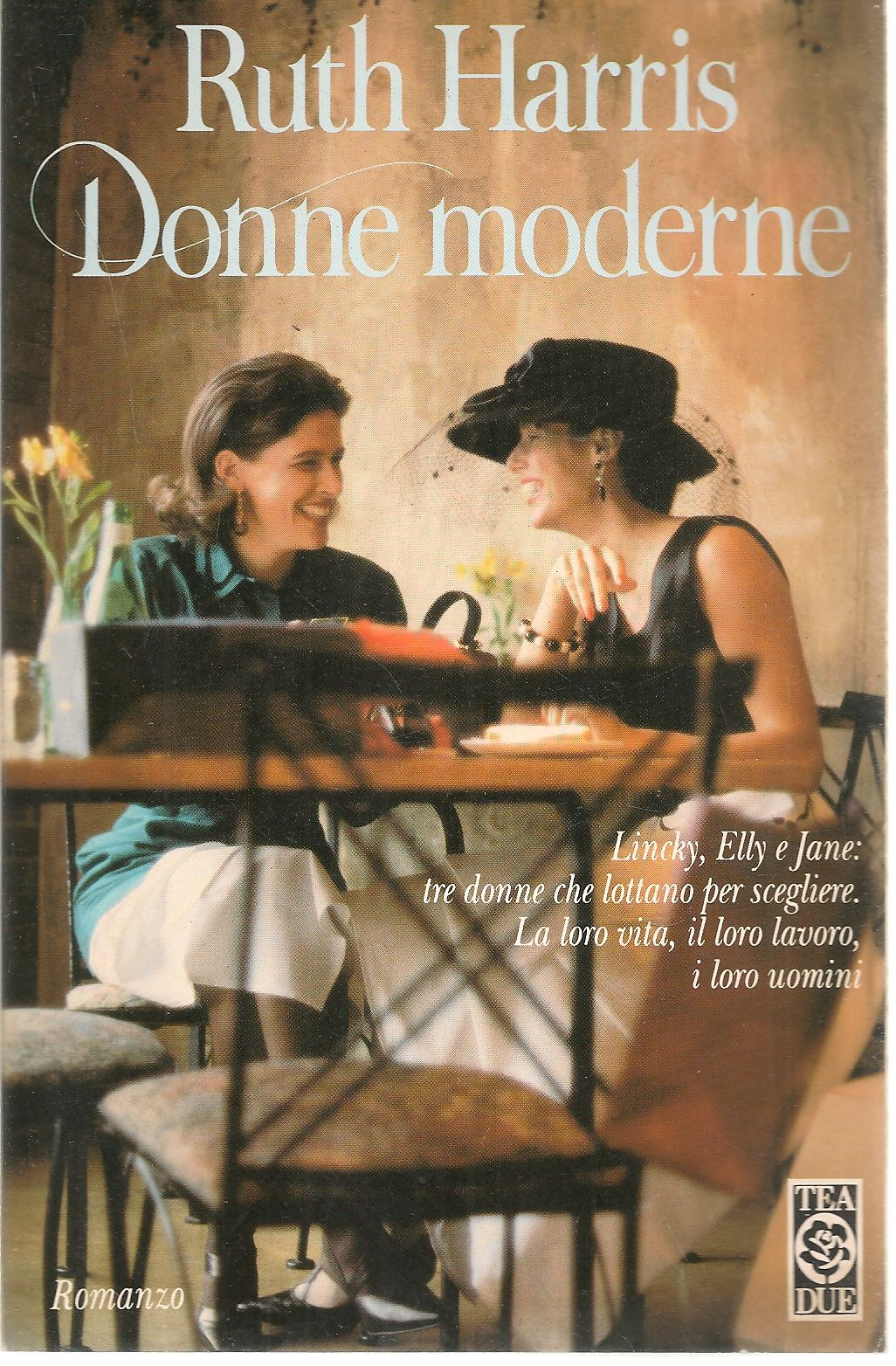 DONNE MODERNE - RUTH HARRIS