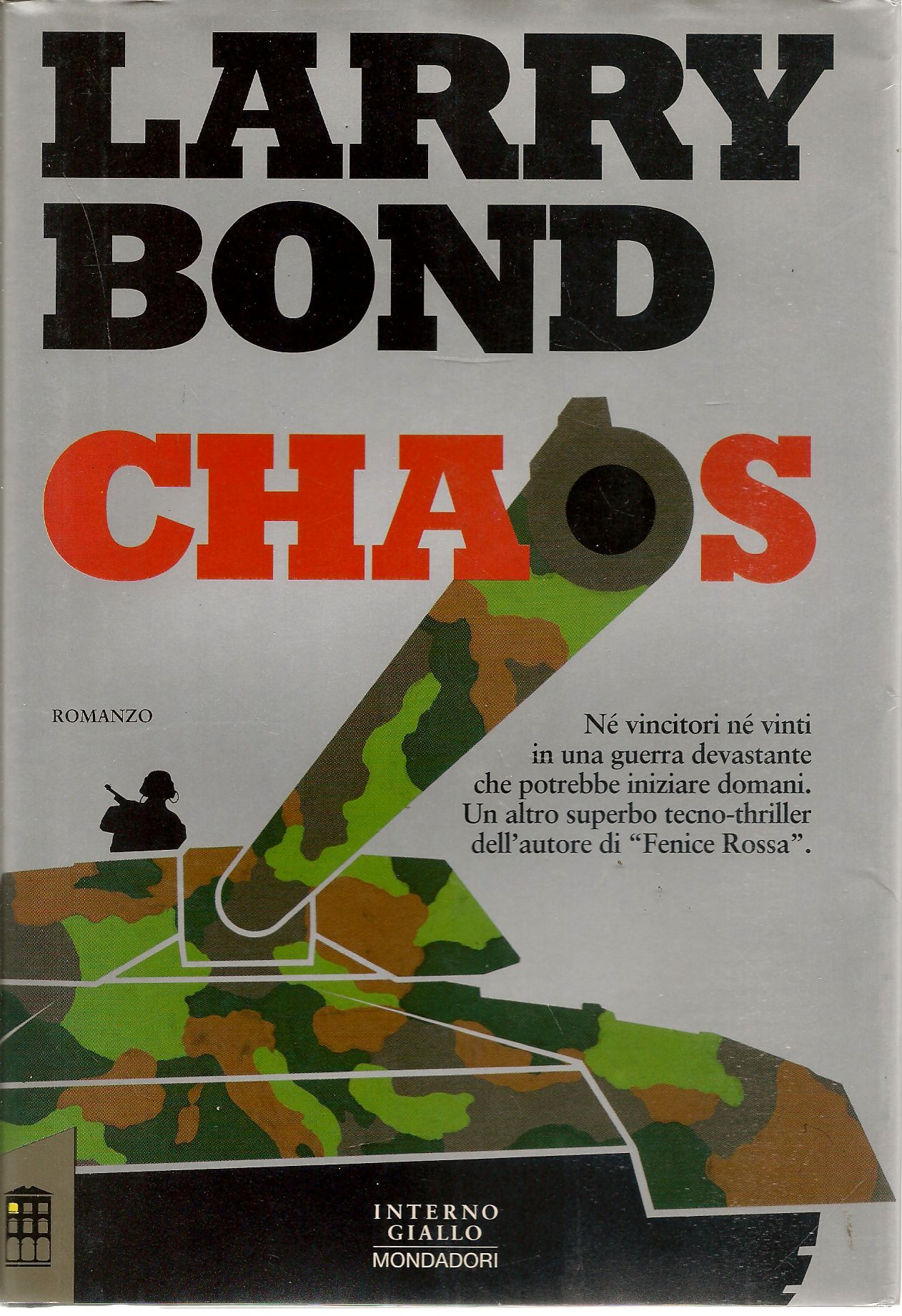 CHAOS - LARRY BOND