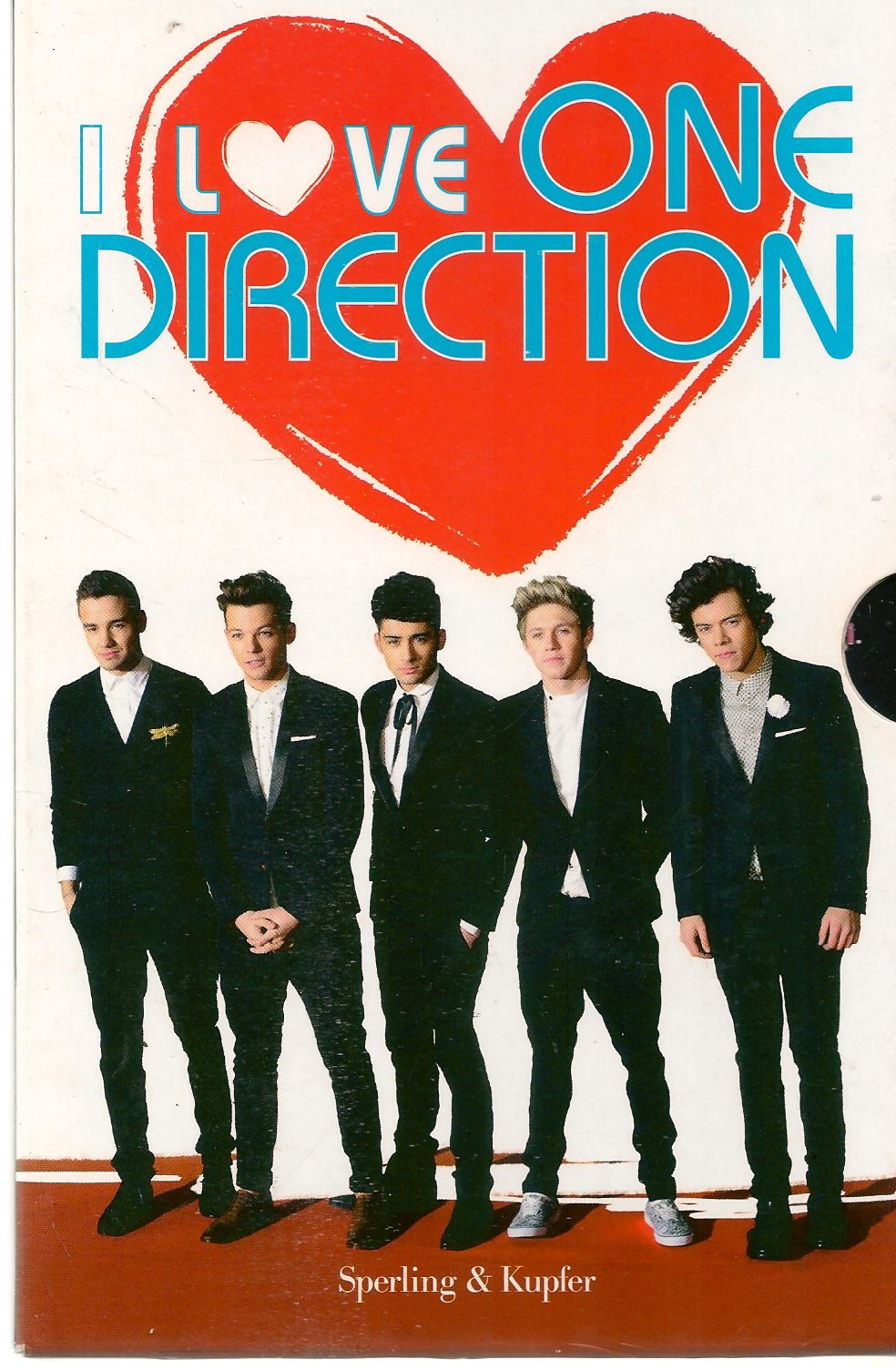 I LOVE ONE DIRECTION - COFANETTO