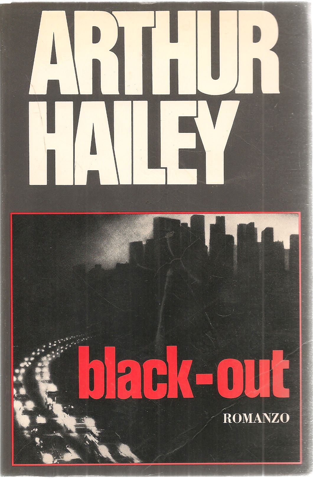 BLACK-OUT - ARTHUR HAILEY