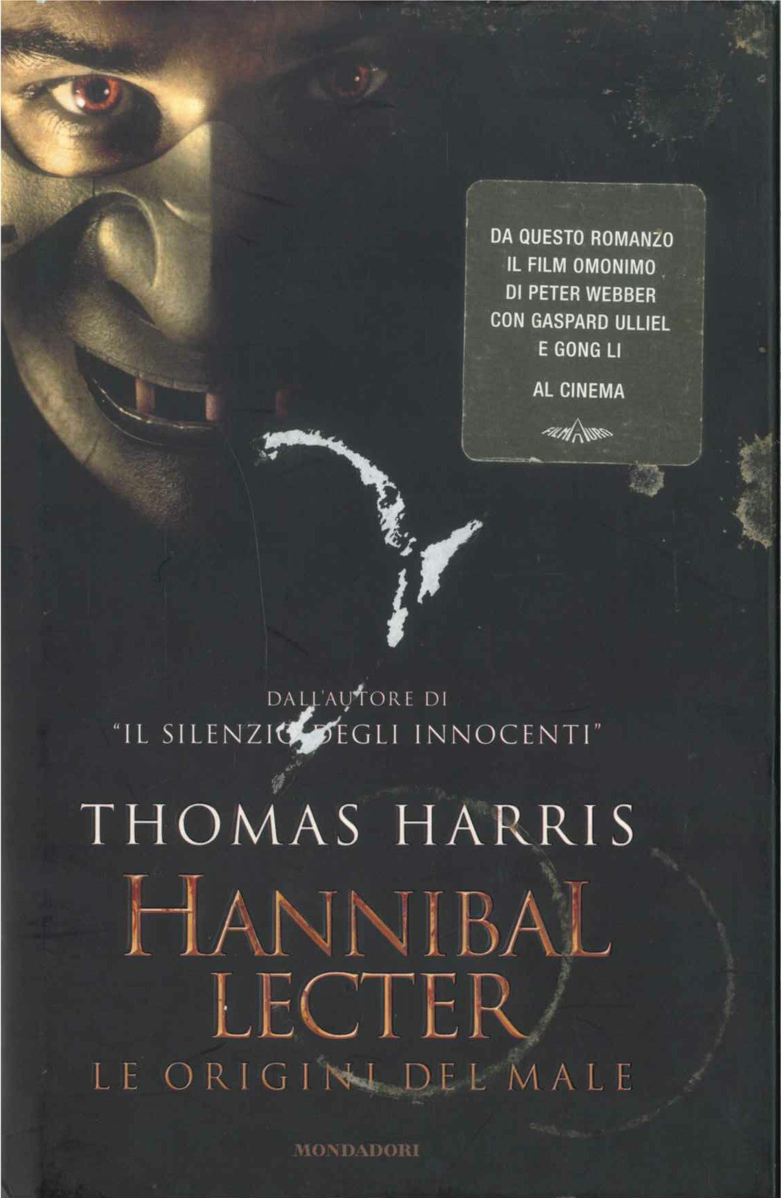 HANNIBAL LECTER - THOMAS HARRIS