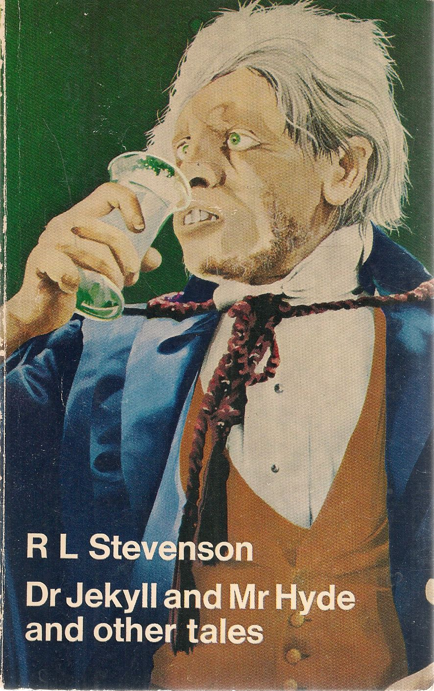 DR. JEKILL AND MR. HYDE AND OTHER TALES - R.L. STEVENSON   ENGLISH TEXT
