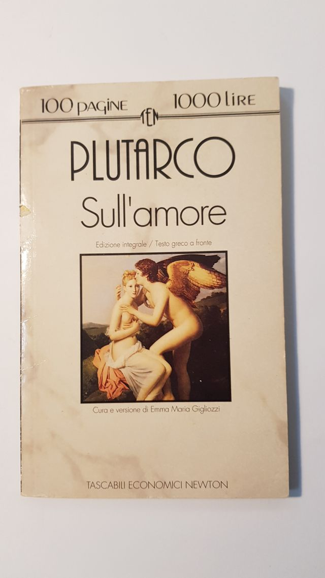 SULL'AMORE - PLUTARCO