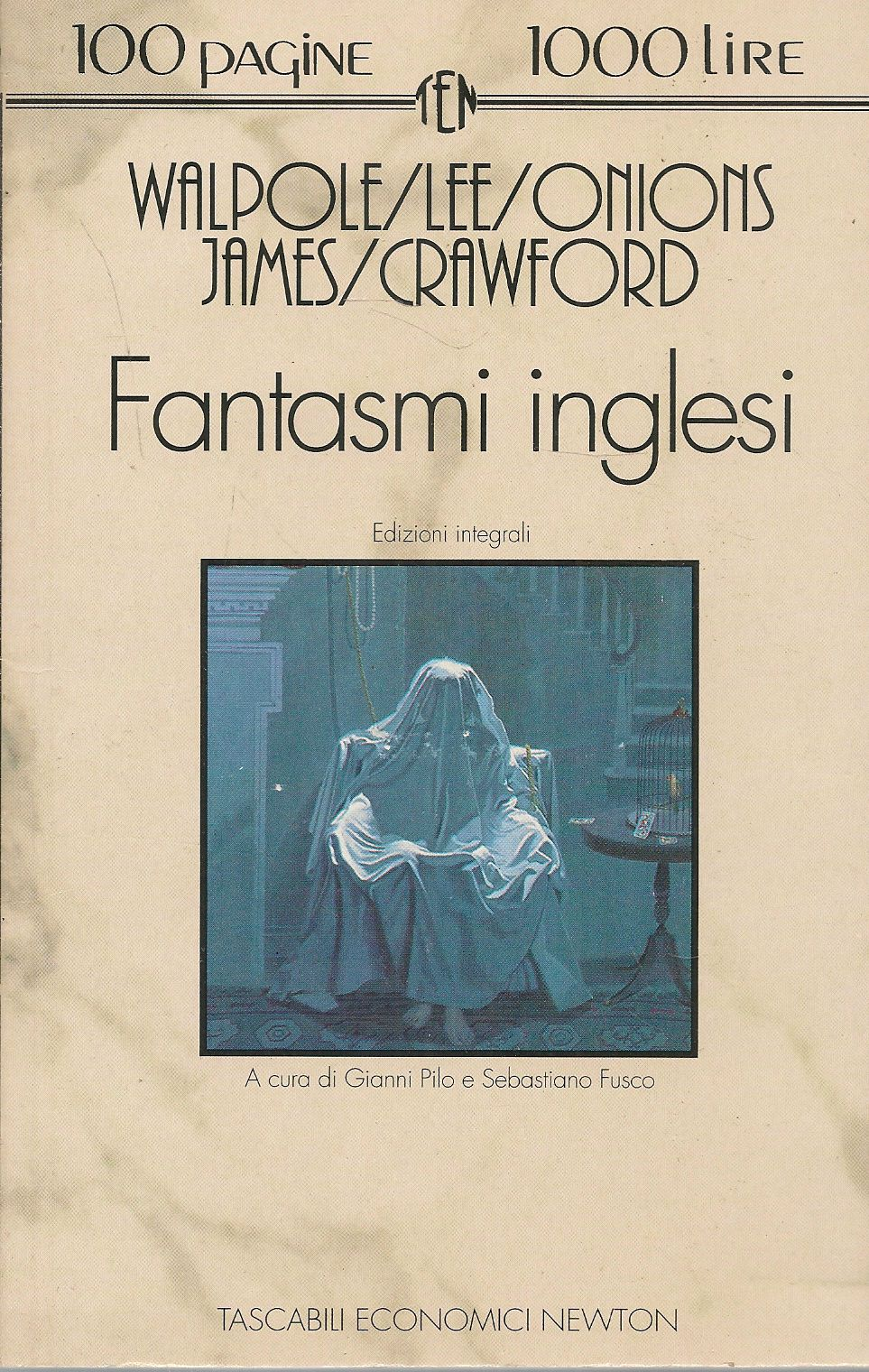 FANTASMI INGLESI - WALPOLE-LEE-ONIONS-JAMES-CRAWFORD