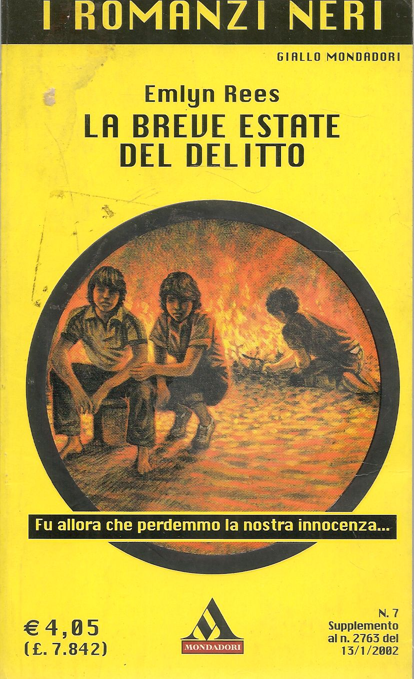 LA BREVE ESTATE DEL DELITTO - EMLYN REES