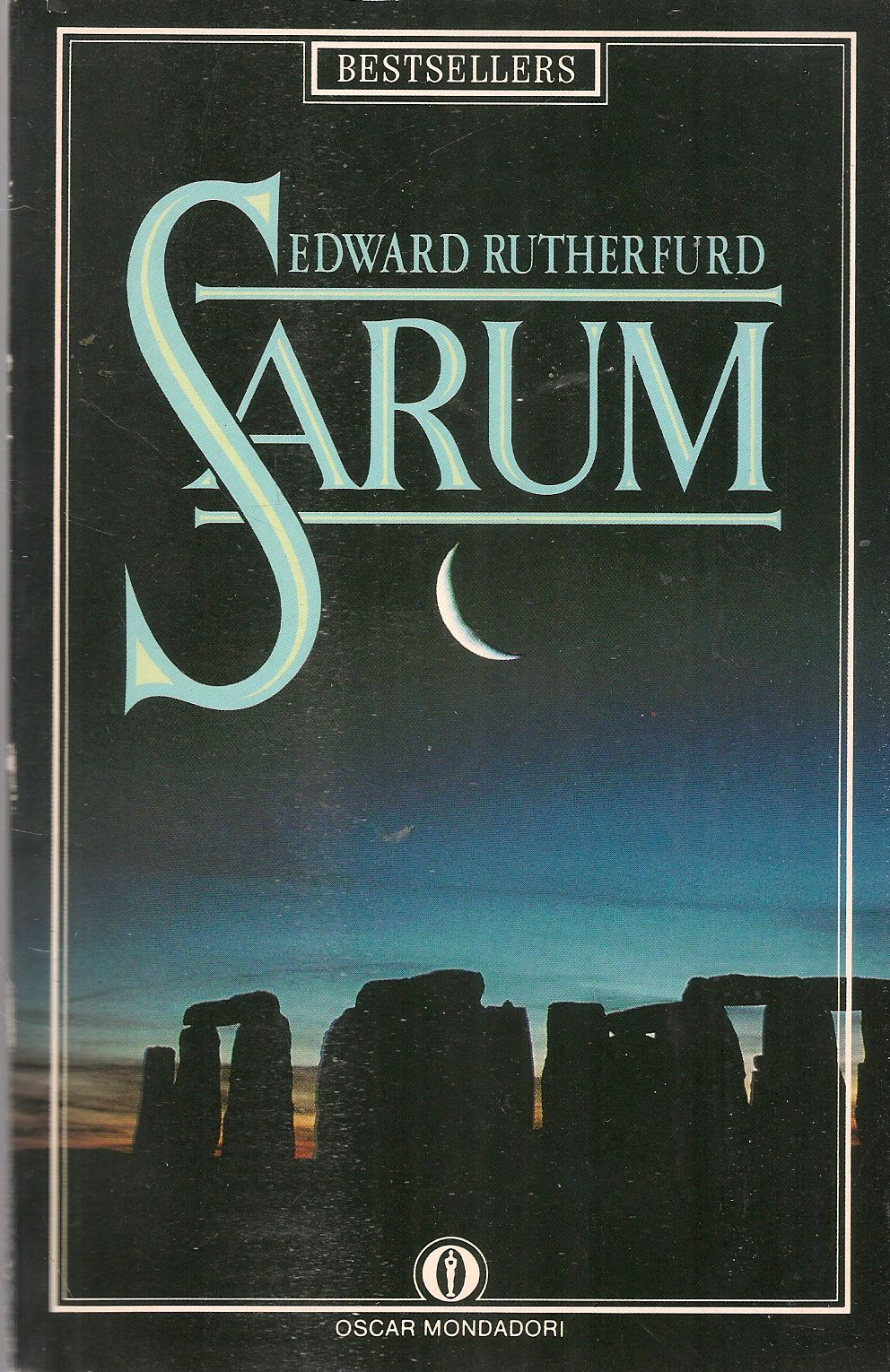 SARUM - EDWARD RUTHERFURD