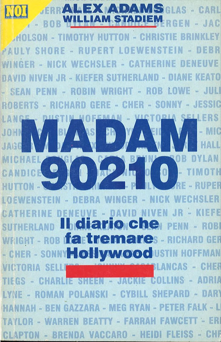 MADAME 90210 - ALEX ADAMS