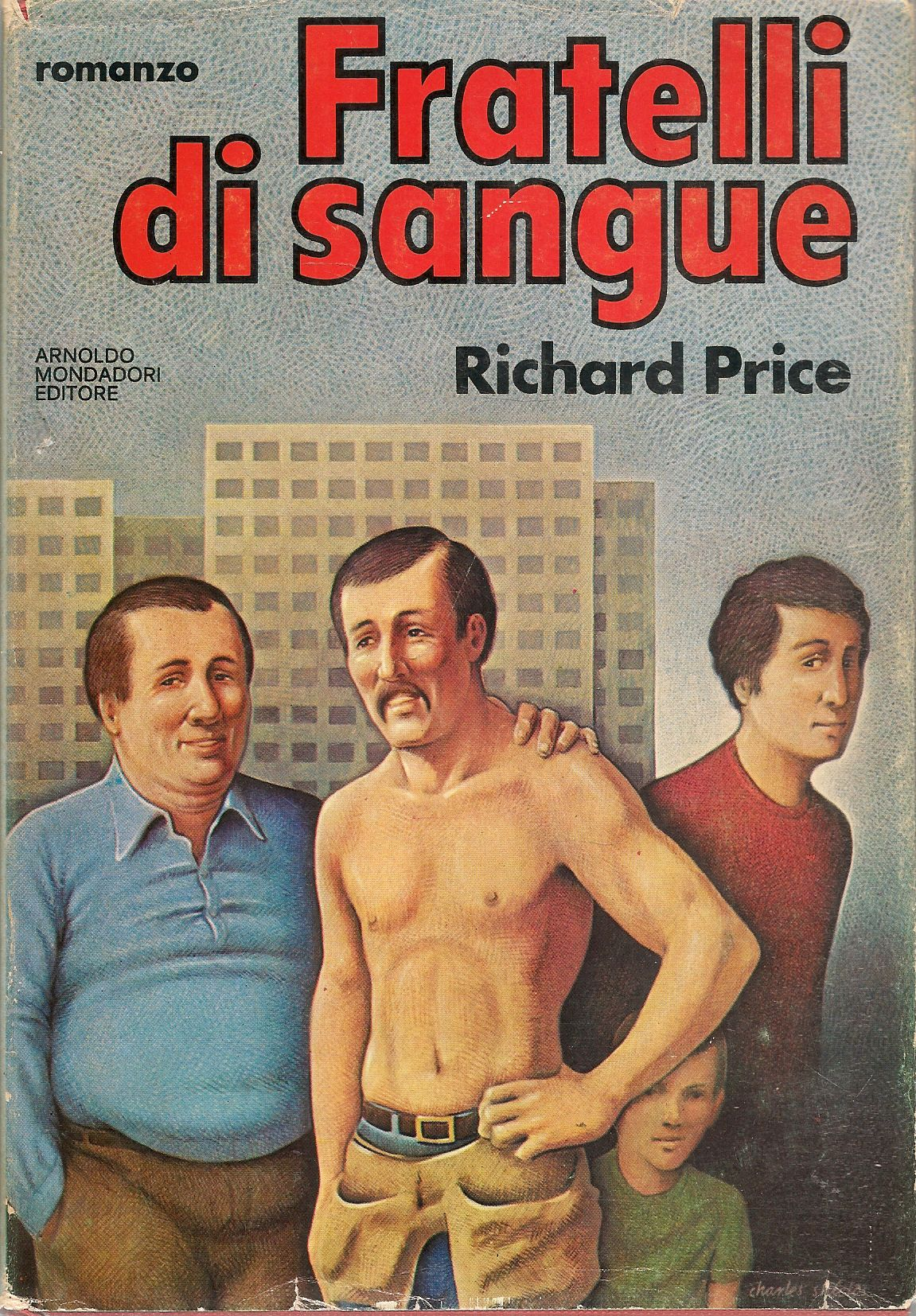 FRATELLI DI SANGUE - RICHARD PRICE