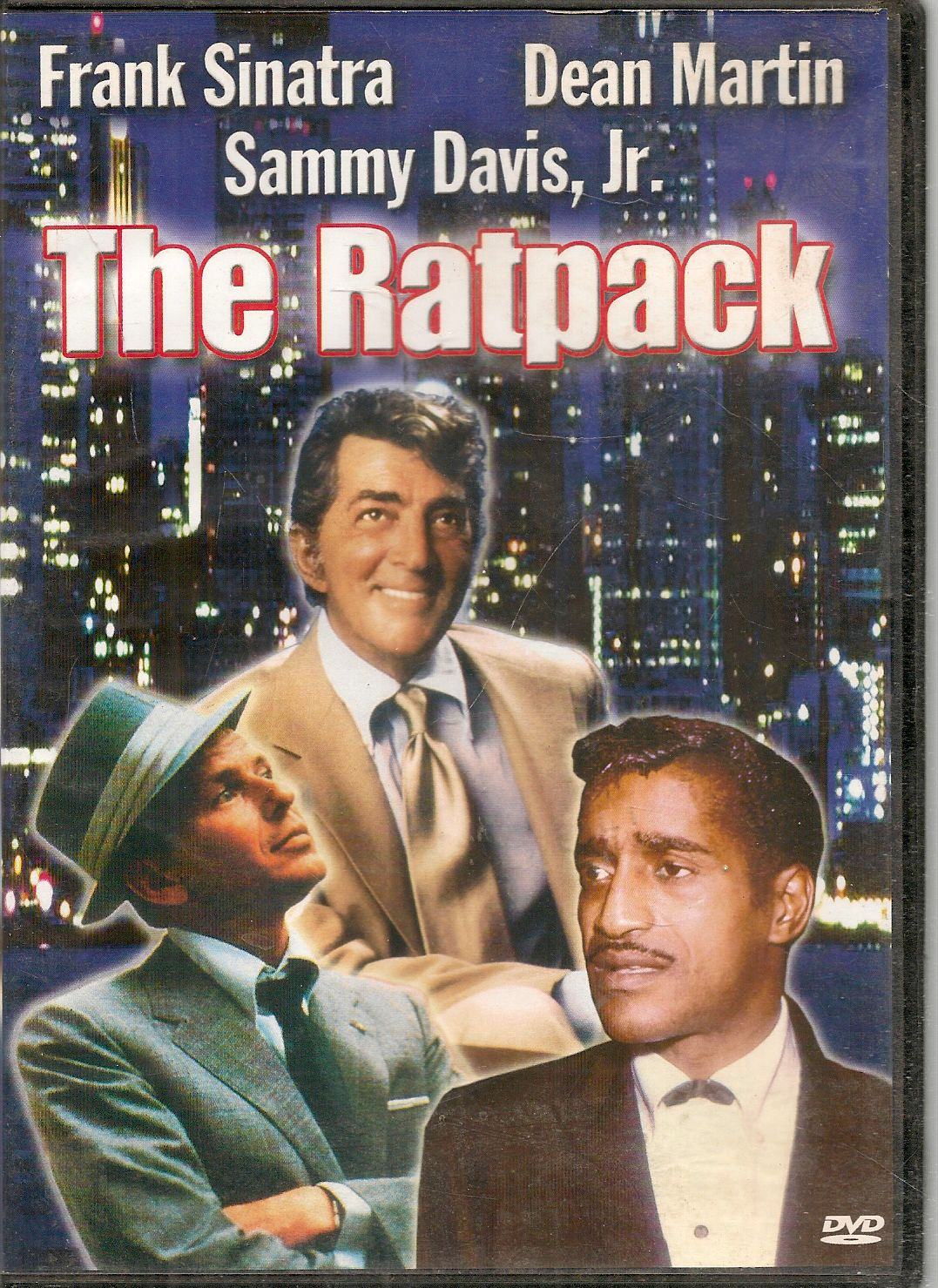 THE RATPACK - DVD