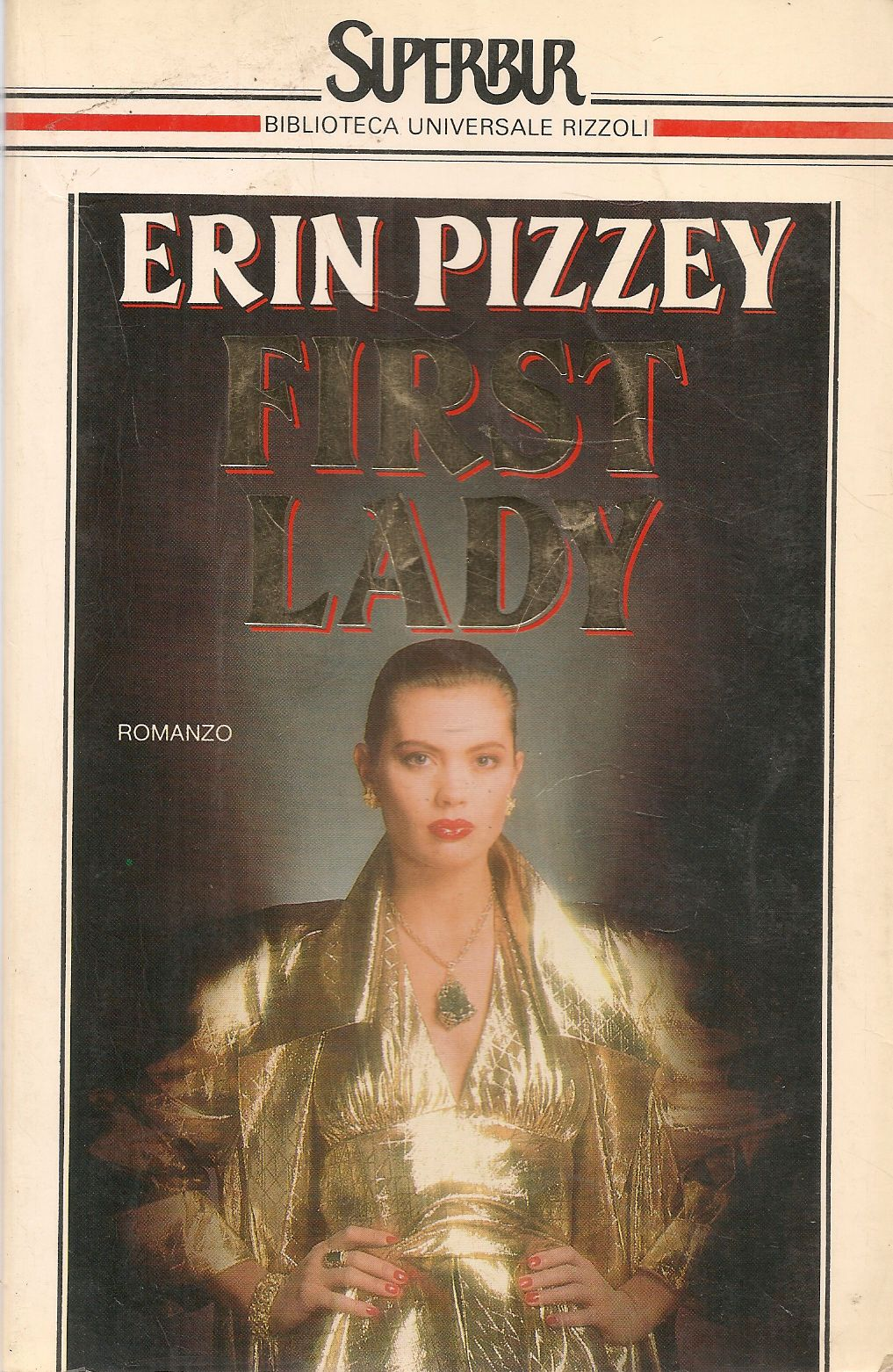 FIRST LADY - ERIN PIZZEY