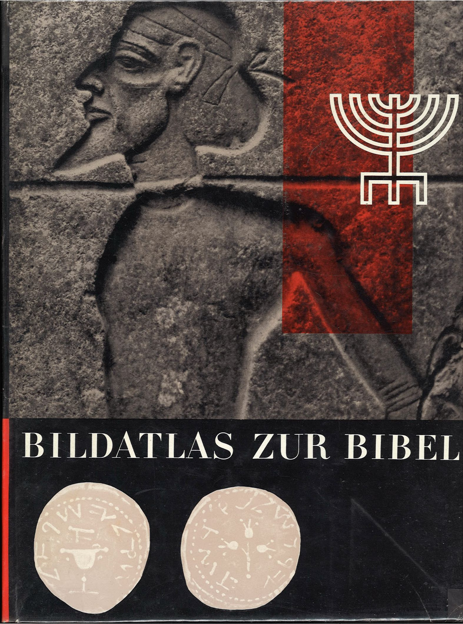 BILDATLAS ZUR BIBEL - L. H. GROLLENBERG  - GERMAN TEXT