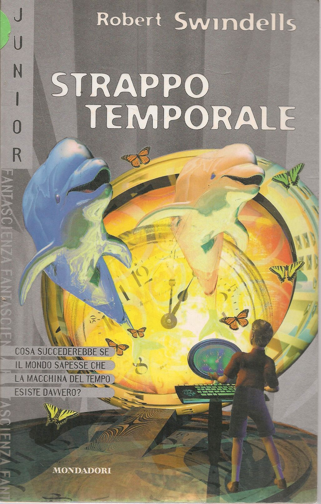 STRAPPO TEMPORALE - ROBERT SWINDELLS