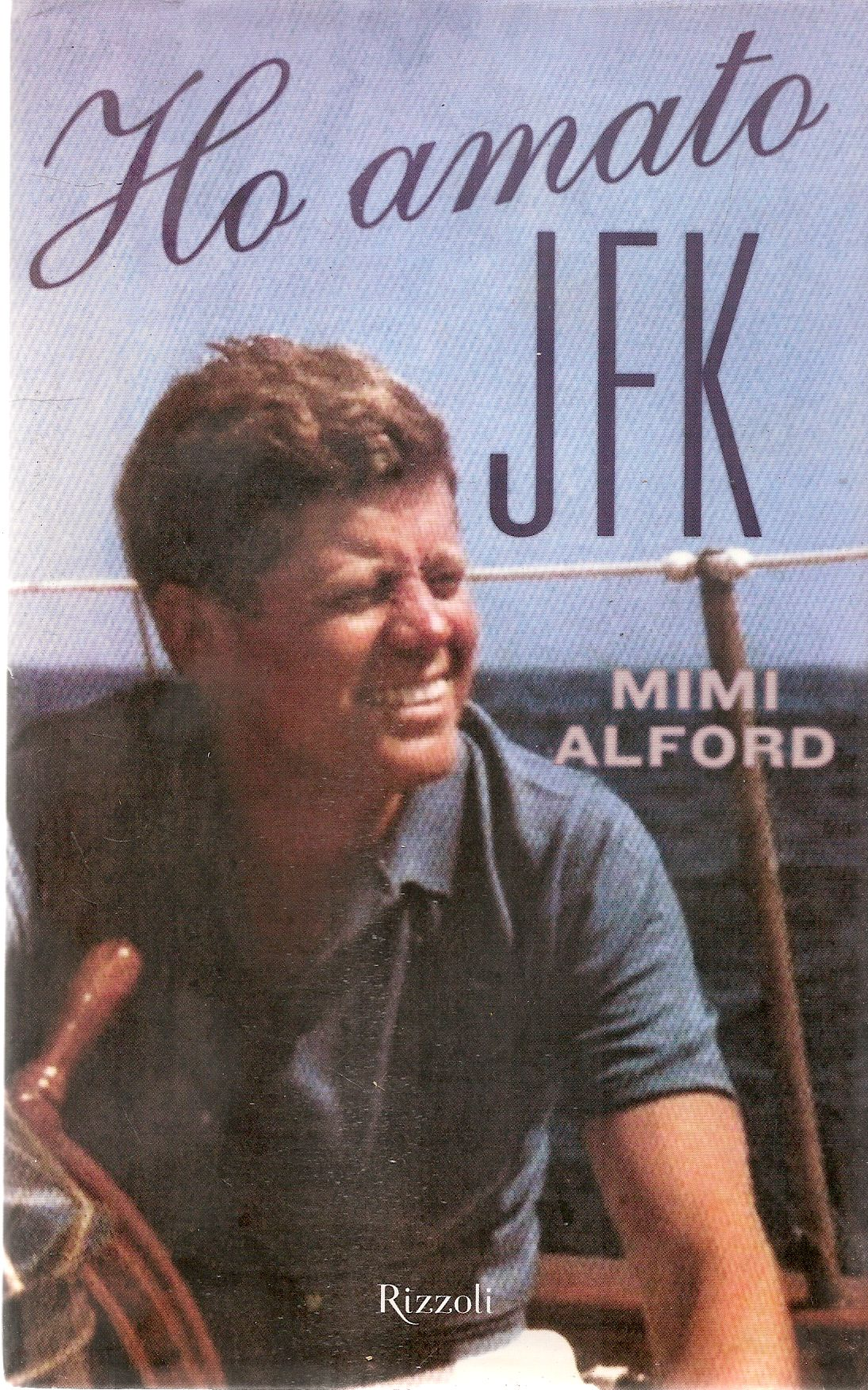 HO AMATO JFK - MIMI ALFORD