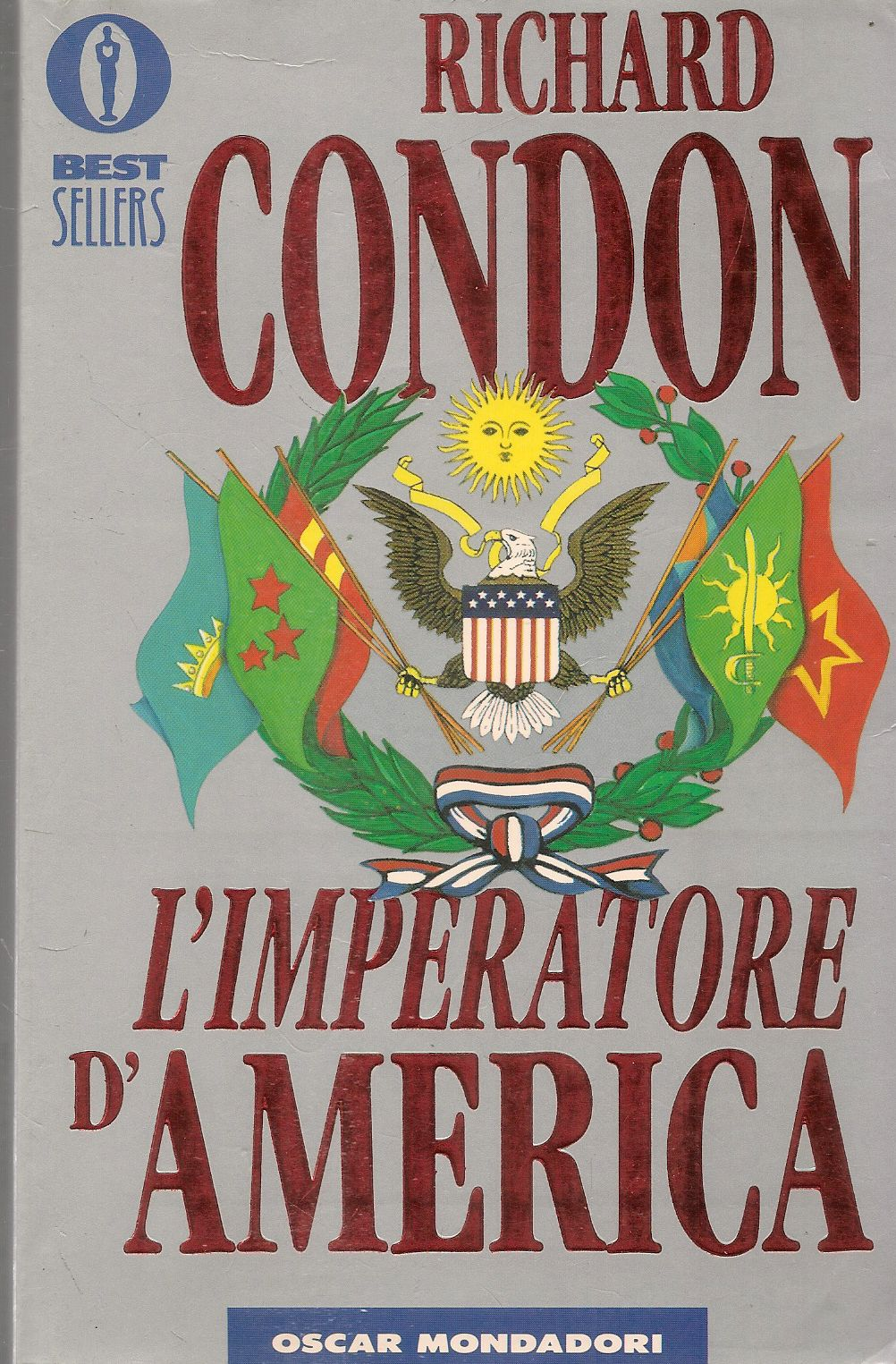 L'IMPERATORE D'AMERICA - RICHARD CONDON