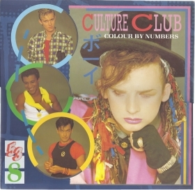 COLOUR BY NUMBERS # CULTURE CLUB