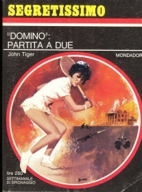 """DOMINO"": PARTITA A DUE - JOHN TIGER"
