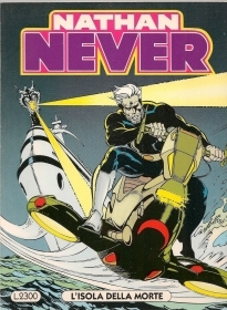 NATHAN NEVER N°  4 - L\'ISO