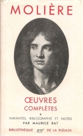 MOLIERE OEVRES COMPLETES   FRENCH TEXT