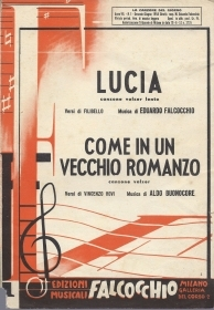 LUCIA ( Falcocchio ) - COME IN