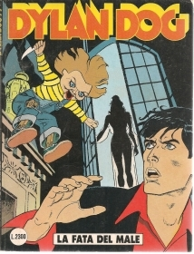 DYLAN DOG N. 79 - LA FATA DEL MALE