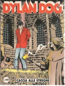 DYLAN DOG N. 69 - CACCIA ALLE STREGHE