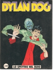 DYLAN DOG N. 68- LO SPETTRO NEL BUIO