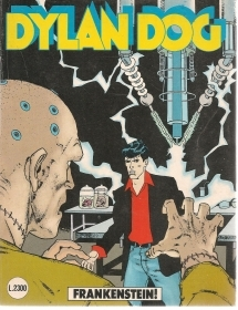 DYLAN DOG N. 60 - FRANKENSTEIN