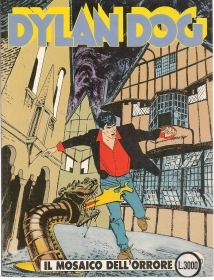 DYLAN DOG N. 92 - IL MOSAICO DELL'ORRORE