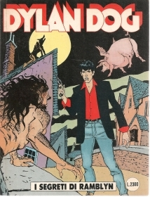 DYLAN DOG N. 64 - I SEGRETI DI RAMBLYN