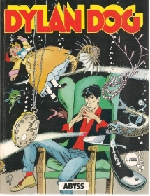 DYLAN DOG N. 120 - ABYSS