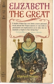 ELIZABETH THE GREAT - ELIZABETH JENKINS - ENGLISH TEXT