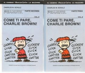 COME TI PARE CHARLIE BROWN - CHARLES M. SCHULZ