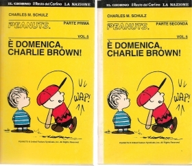 E' DOMENICA CHARLIE BROWN - CHARLES M. SCHULZ