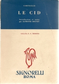 LE CID - PIERRE CRONEILLE - FRENXCH TEXT