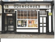 DUBLINO - O' DONOGHUE' S PUB - HOME OF TRADITIONAL IRISH MUSIC - V1985