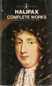 HALIFAX. COMPLETE WORKS - ENGLISH TEXT