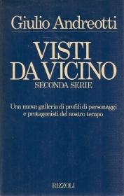 VISTI DA VICINO - SECONDA SERI