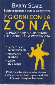 7 GIORNI CON LA ZONA - BARRY SEARS
