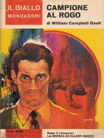 CAMPIONJE AL ROGO - WILLIAM CAMPBELL GAULT