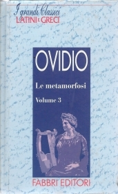 OVIDIO LE METAMORFOSI VOL- 3 -