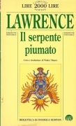 IL SERPENTE PIUMATO - DAVID HERBERT LAWRENCE