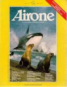 AIRONE N. 124 - AGSOTO 1991 - PATAGONIA