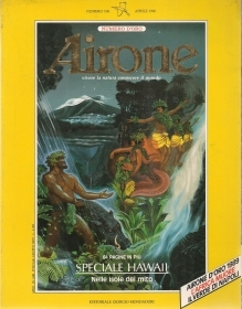 AIRONE N. 108 - APRILE 1990 - SPECIALE HAWAII