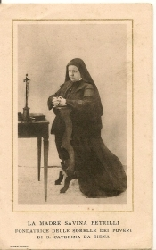 MADRE SAVINA PETRILLI - AS016-011