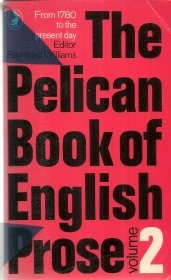 THE PELICAN BOOK OF ENGLISH PR