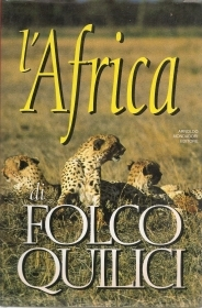 L\'AFRICA - FOLCO QUILICI
